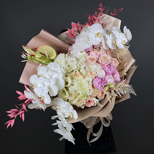 Signature bouquet Renaissance