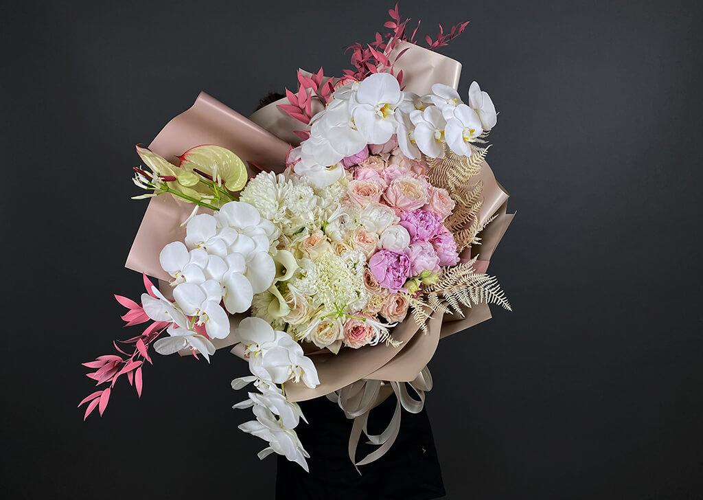 Signature bouquet Renaissance